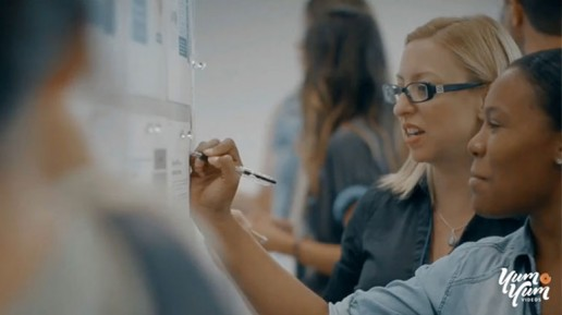 marketing and sales team explainer video