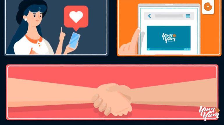 custom explainer video bring trust