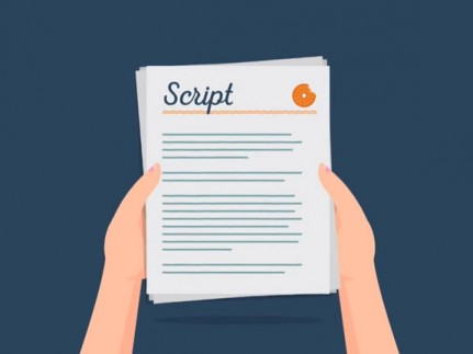Write a script for a short marketing video