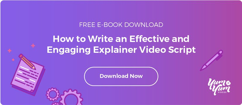 Write a script for an explainer video