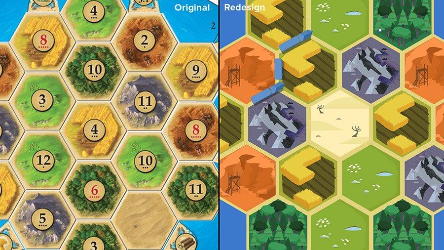 the game design